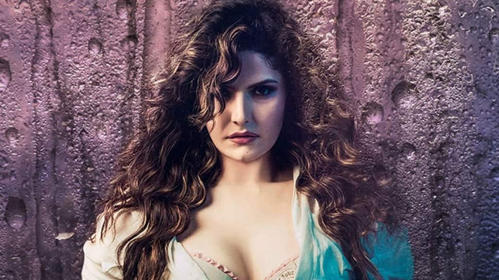 Zareen Khan lashes out at trolls, says 'will give a tight slap on your face'—Watch viral video