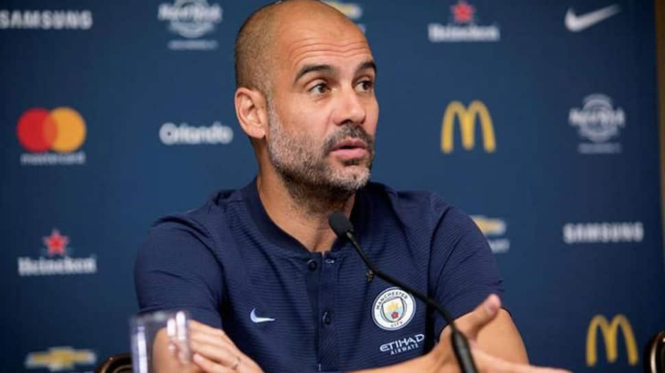 Manchester City boss Pep Guardiola turns his gaze towards League Cup final after Wigan shock