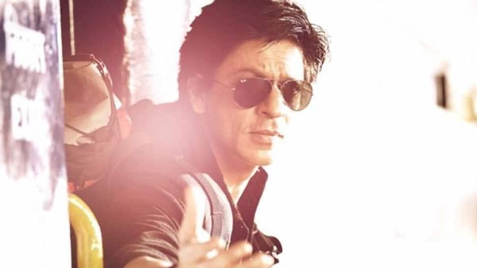 Humanoid robot Sophia picks Shah Rukh Khan as her favourite actor!