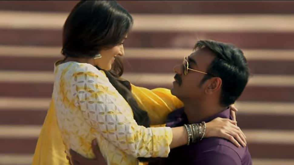 Nit Khair Manga song: Ajay Devgn-Ileana D'Cruz bring back 'Rashke Qamar' vibes—Watch