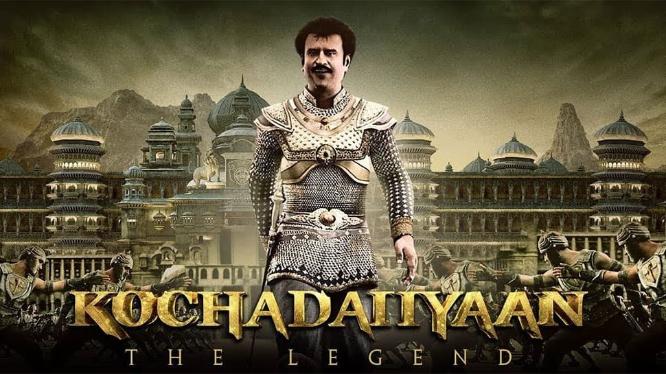 Kochadaiiyaan dues: SC directs Rajinikanth's wife Latha to pay 6.20 cr