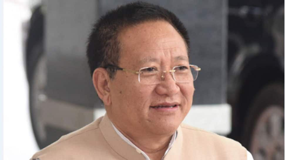 NDPP engaged in 'politics without agenda', says Nagaland CM Zeliang