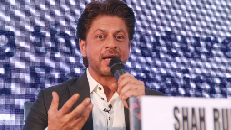 Celebs keep off political controversies for a reason, says Shah Rukh Khan