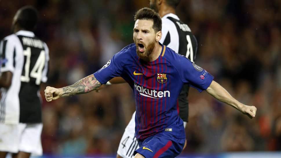Lionel Messi breaks Chelsea duck to earn Barca 1-1 draw