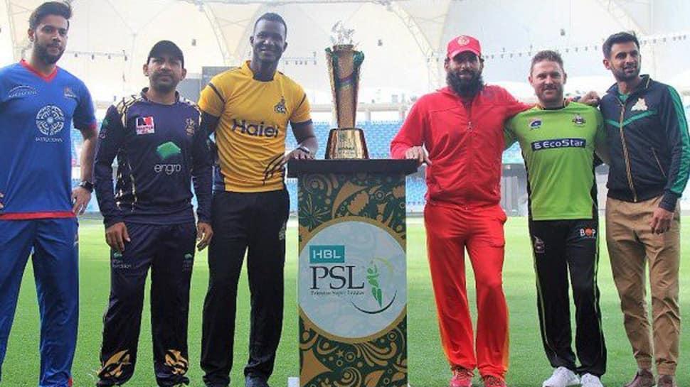 Pakistan Super League: Multan Sultans to take on defending champs Peshawar Zalmi in PSL opener