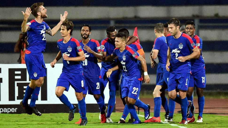 Bengaluru FC ride on Toni Dovale hat-trick to storm into AFC Cup group stage