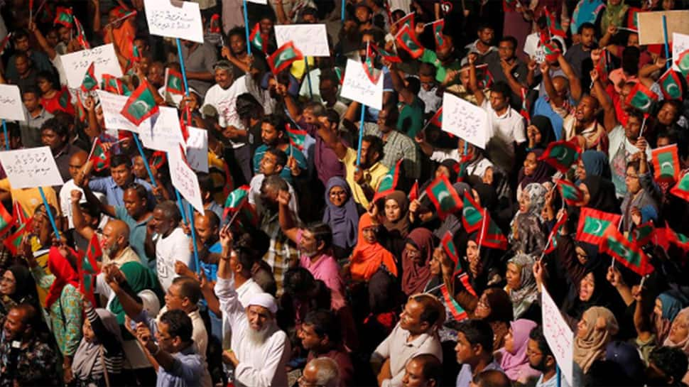 Deeply dismayed over extension of Emergency in Maldives: India