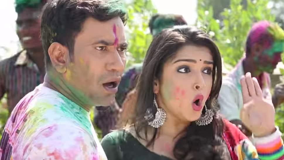Bhojpuri star Nirahua's Holi Mein GST Jor Ke song garners 5 million views on YouTube