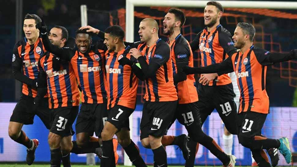 Champions League: Shakhtar Donetsk raise the heat as AS Roma freeze