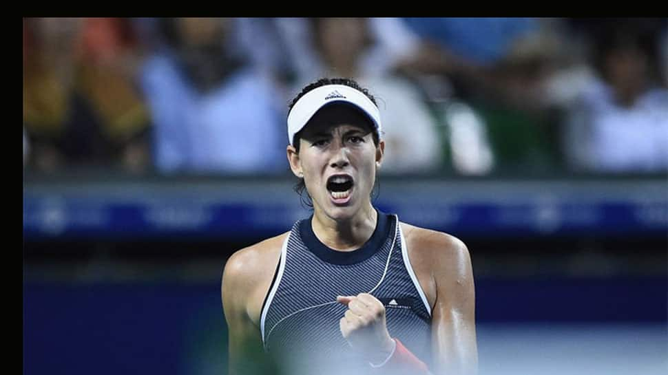 As Dubai WTA turns out to be a farce, Garbine Muguruza loses sleep but notches win