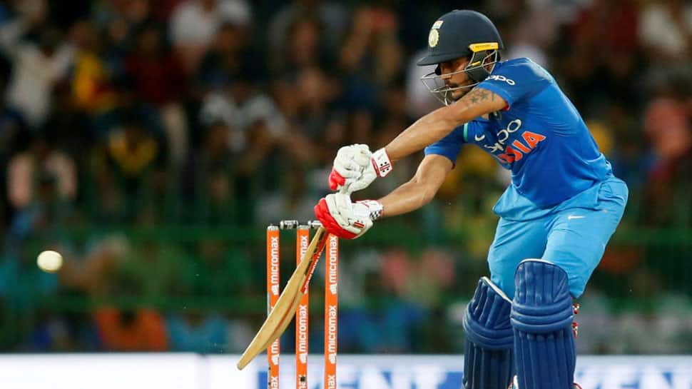 Waiting on the bench is tough, it works on your mind: Manish Pandey