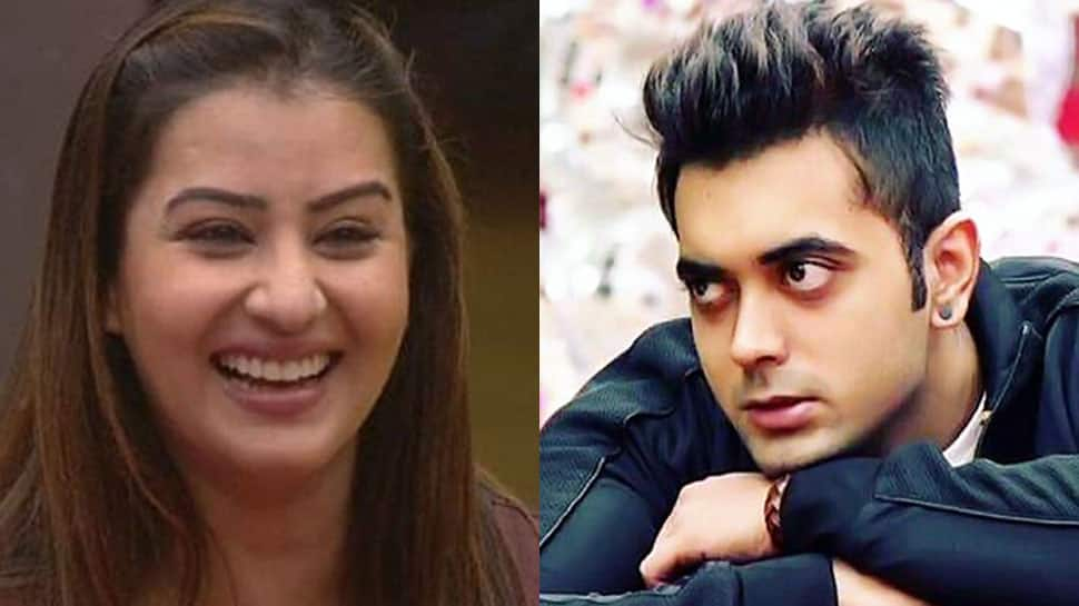Bigg Boss 11 contestants Luv Tyagi and Shilpa Shinde meet in Delhi – See pics