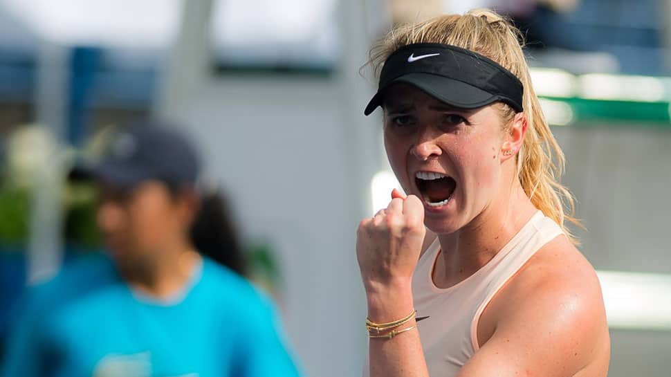 Champion Elina Svitolina seals return to Dubai semifinals