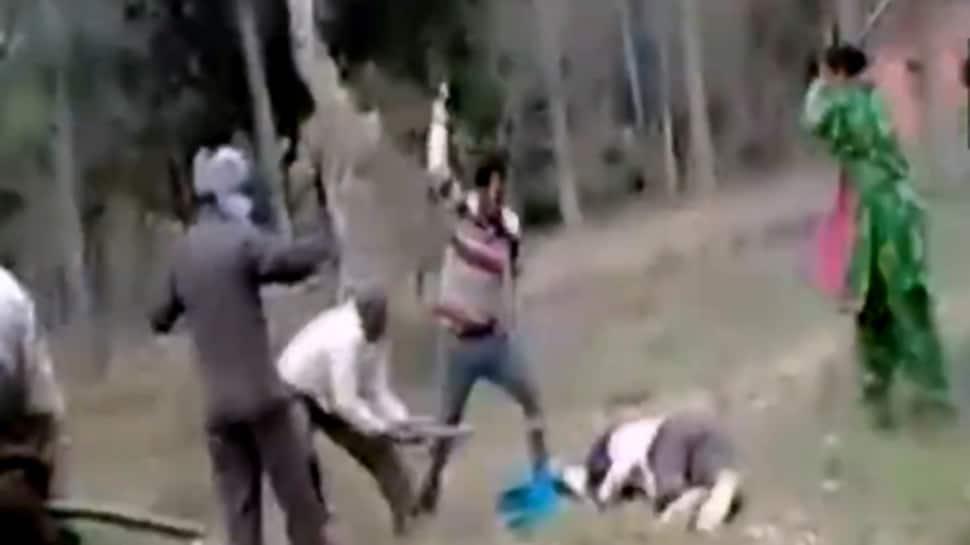 Tigress alert: Woman wields stick, fights off husband's attackers in Haryana - Watch