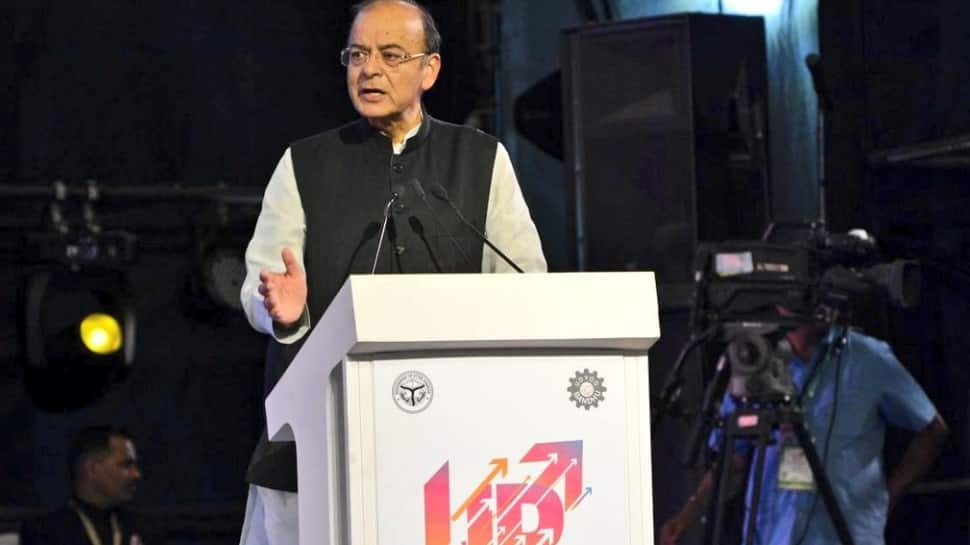 UP summit: Social divide in states may discourage investments, says Arun Jaitley