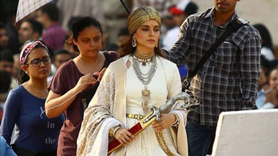 Manikarnika: Kangana Ranaut's regal avatar will leave you spellbound—See pics