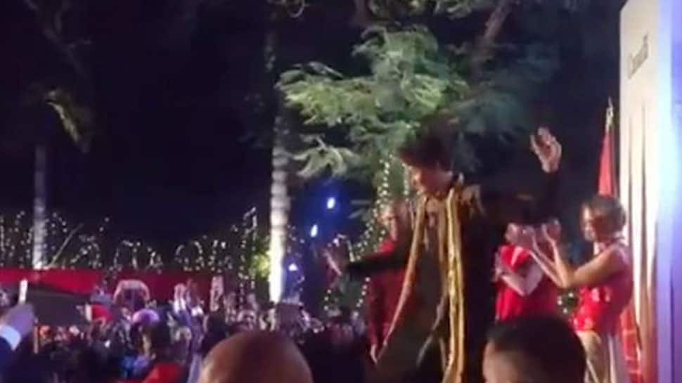 Canadian PM Justin Trudeau performs 'Bhangra' in Delhi, sets internet on fire