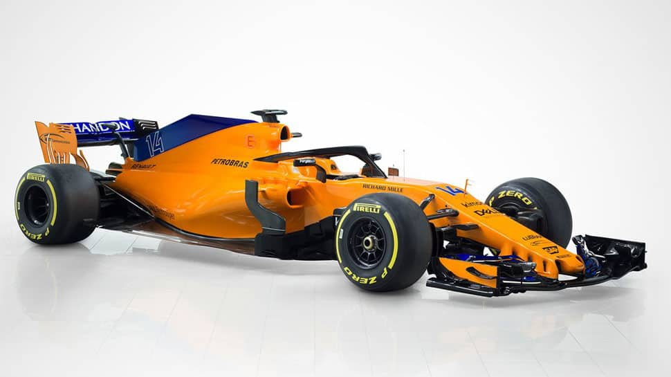 McLaren set to begin new F1 season with colourful MCL33