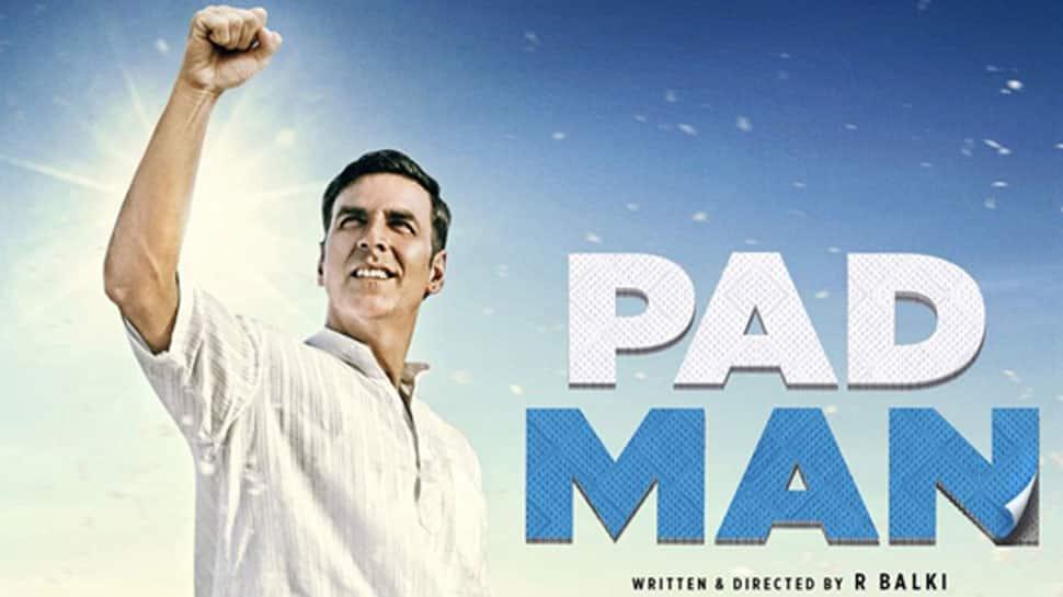 Akshay Kumar's 'PadMan' witnesses a dip at Box Office