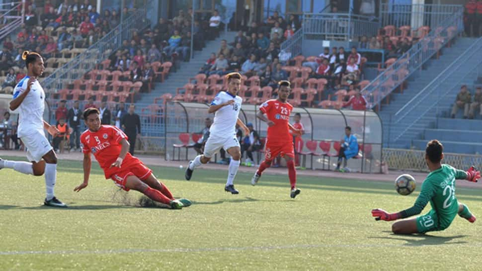 I-League: Mapuia's brace against Indian Arrows ends Aizawl FC's winless run