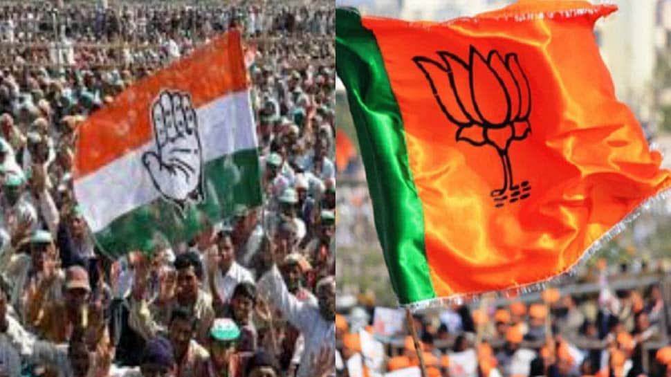 Gujarat local body polls: Congress, BJP win one district panchayat each