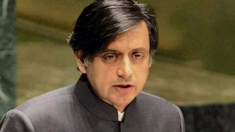 Modi government promotes narrow-minded idea of India: Tharoor