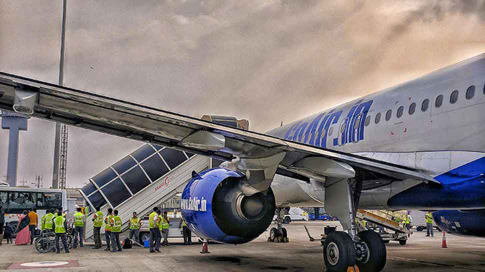 GoAir flight with 112 onboard detects error after take off, flown back to Leh