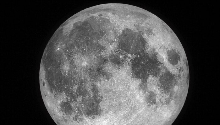 Moon's water may be widely distributed across its surface, says study