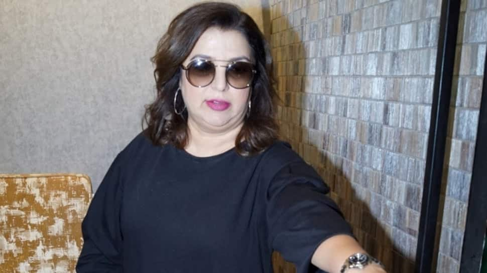 Papon's video made me uncomfortable, says Farah Khan