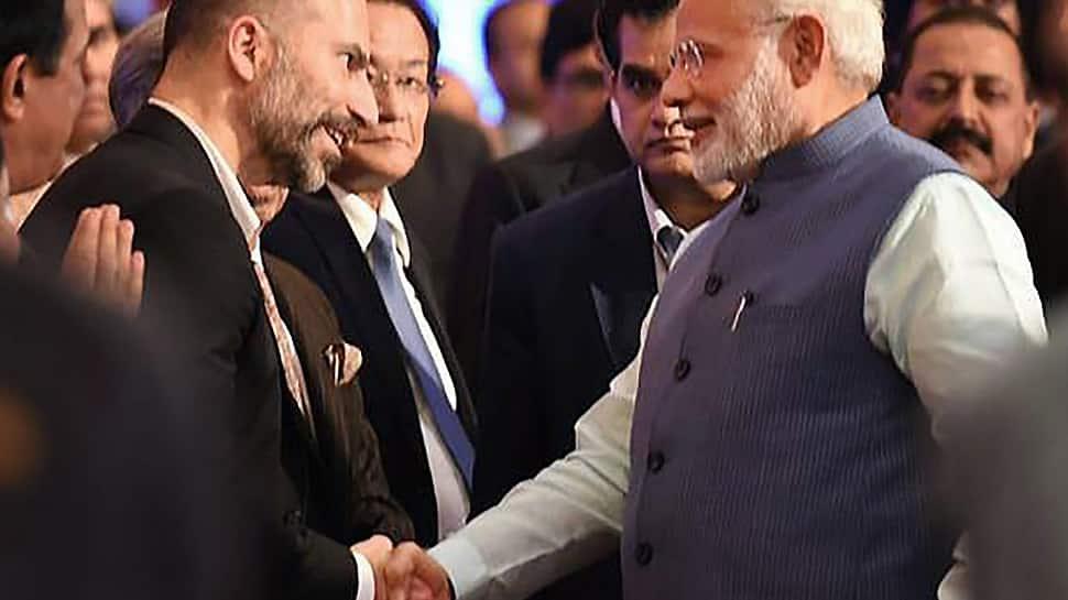 PM Narendra Modi is my favourite entrepreneur, says Uber chief Dara Khosrowshahi
