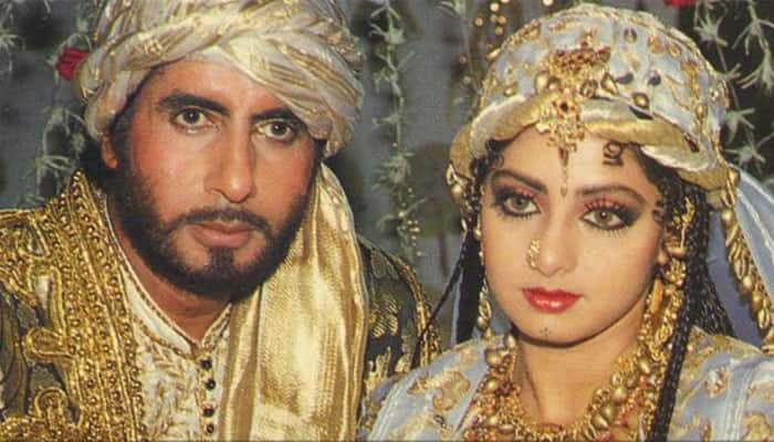 Amitabh Bachchan tweets he is feeling uneasy and a few minutes later Sridevi dies. Twitter feels he had a premonition