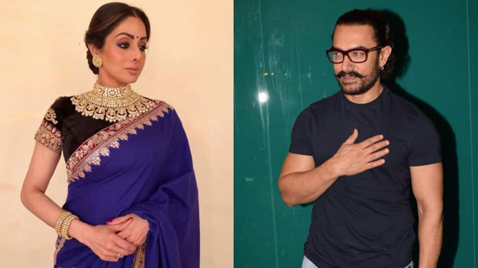 Aamir Khan mourns Sridevi's death, feels 'deeply disturbed'