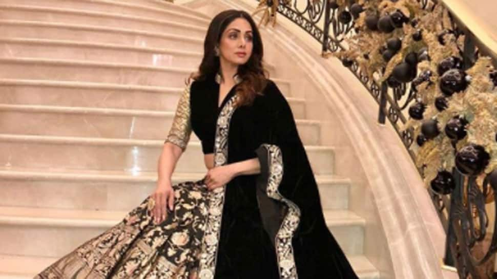 Sridevi had declined film offer from Hollywood's Steven Speilberg