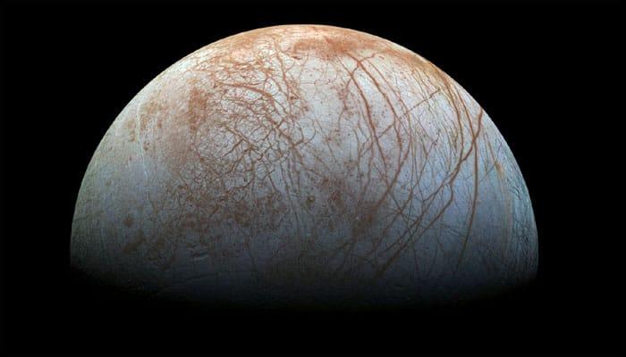 Hidden ocean under Jupiter's icy moon Europa's crust could host life: Scientists