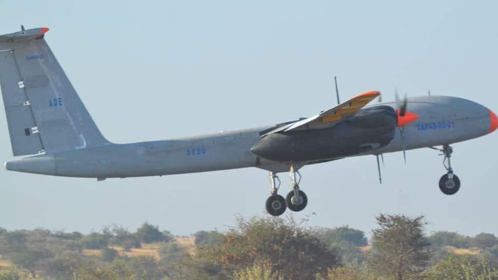 DRDO successfully flew Rustom 2 at ATR in Karnataka: WATCH