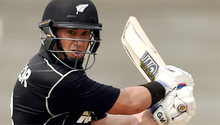 Ross Taylor, Mitch Santner heroics get New Zealand home over England in 1st ODI