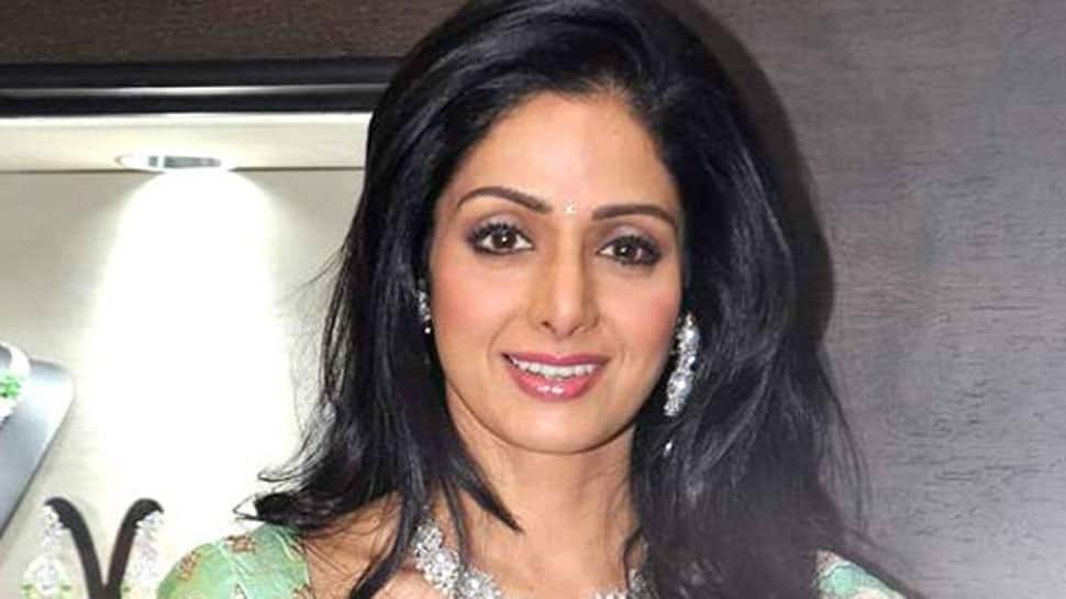 An effortless actor, a female version of Robinhood: Smriti Irani's tribute to Sridevi