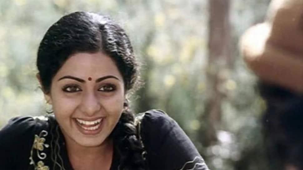 Sridevi's Telugu film connection and her chemistry with NT Rama Rao, Akkineni Nageswara Rao