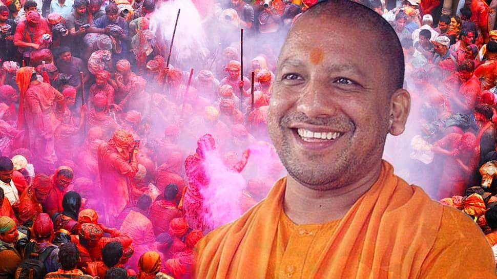 CM Yogi Adityanath directs officials to ensure peaceful Holi
