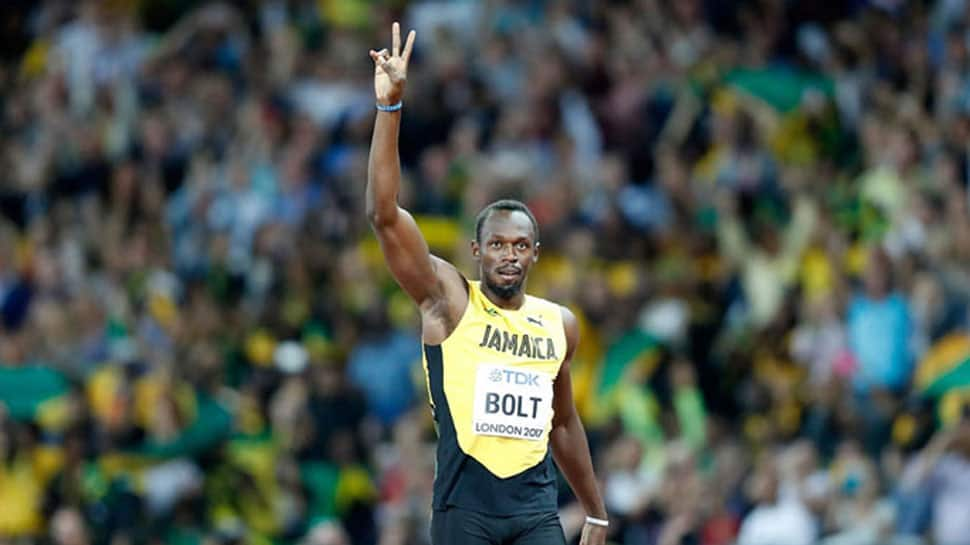 Usain Bolt signs up as footballer, to reveal club name soon