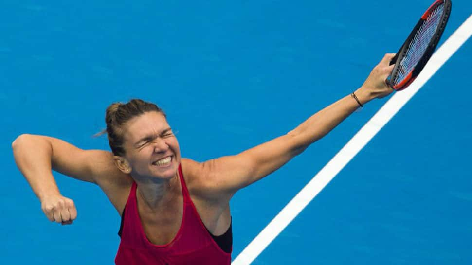 Simona Halep reclaims world number one ranking