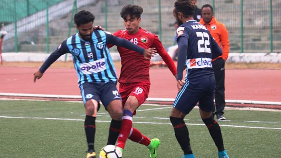 I-League: Minerva Punjab FC jump to top spot with 2-0 win over Aizawl FC