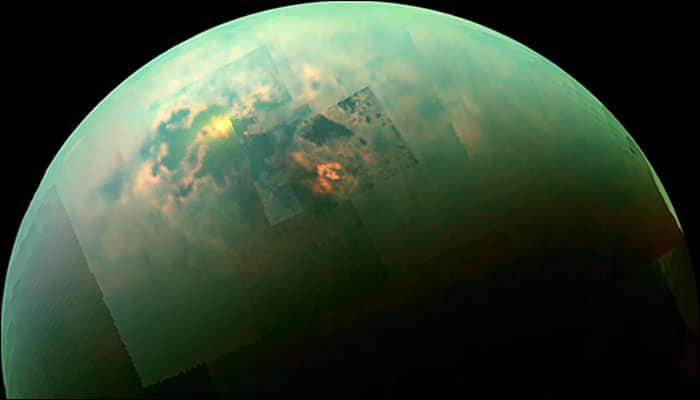 'NASA's drone-like quadcopter may explore Titan'