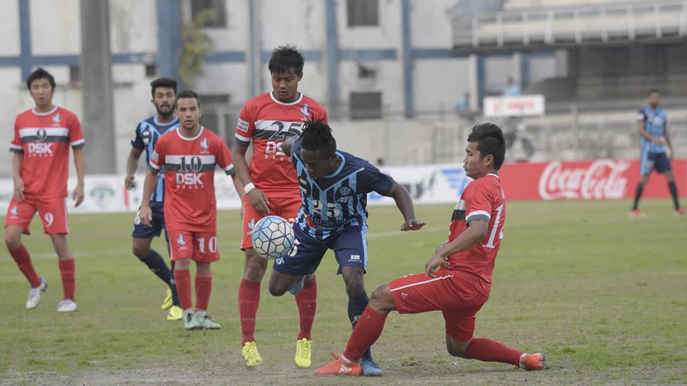 I-League: Media boycotts Minerva Punjab FC's press conference