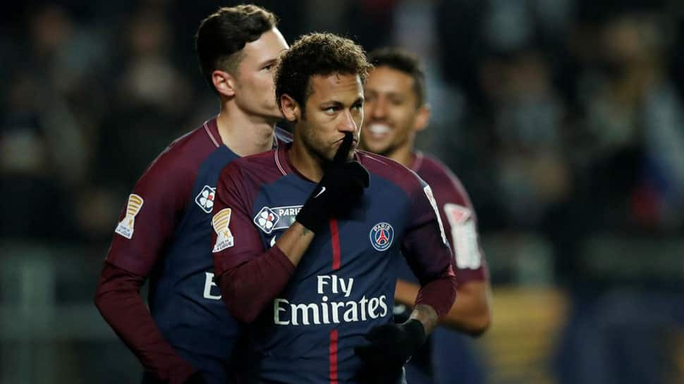 PSG sweat over Neymar injury ahead of Real Madrid clash in Champions League