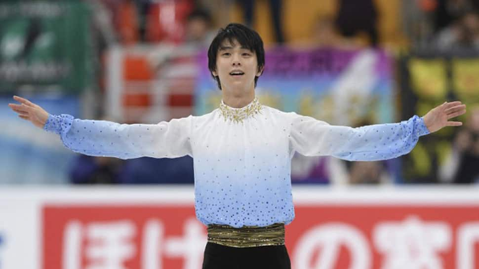 Winter Olympics: Japan's Yuzuru Hanyu reveals he won gold with an injured ankle