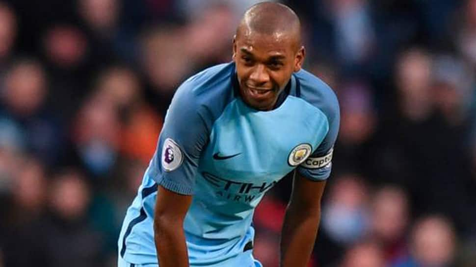 Manchester City's Fernandinho out of Arsenal clash