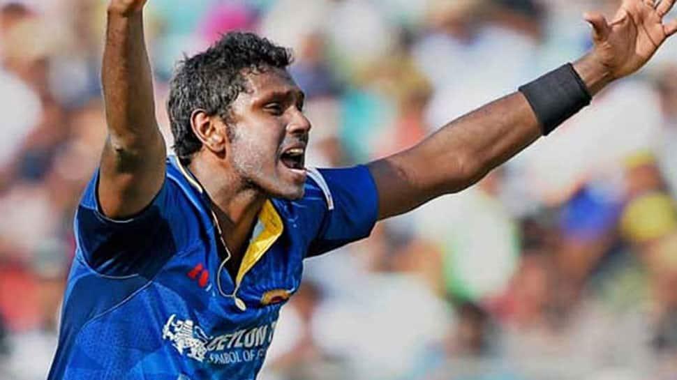 Sri Lanka lose injured Angelo Mathews for T20I tri-series at home