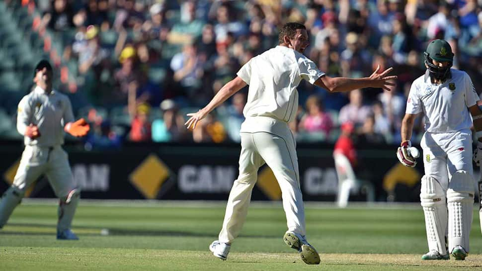 1st Test: Australia's fearsome attack plays on South Africa's mind