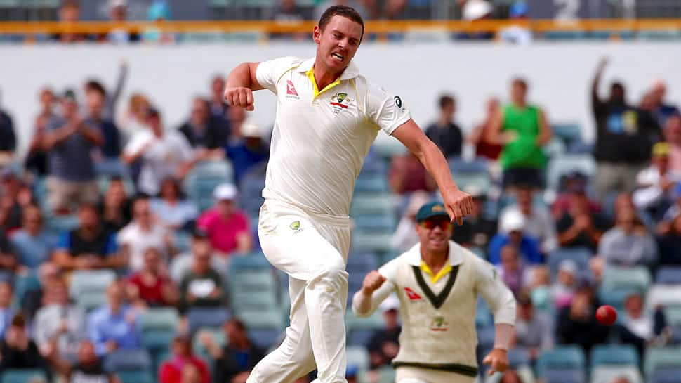 South Africa vs Australia, 1st Test: Australia's Josh Hazlewood keen to keep the wood on Hashim Amla